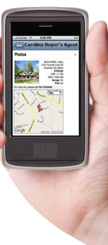 Charlotte NC Home Search App